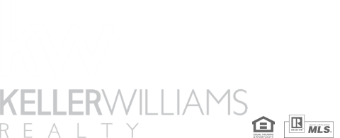 KellerWilliams Realty Sec Logo GRY rev