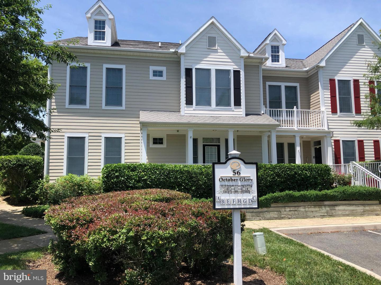 56B OCTOBER GLORY AVE   - Best of Northern Virginia Real Estate